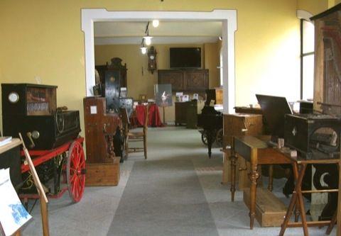 scorcio del Museo Strumenti a Corda