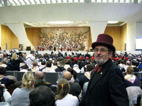Ernesto Marchetti, fondatore del Museo Amarcord di Torricella del Pizzo